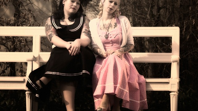Lulu und Jenny